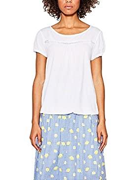 edc by Esprit 067cc1k056, Camiseta para Mujer