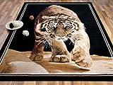 TrendLine Teppich Tiger in 4 Größen