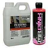 ValetPRO neutral 1 Liter und CG Mr. Pink 473 ml