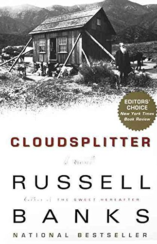 [Cloudsplitter] (By (author) Russell Banks) [published: March, 1999]