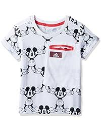 adidas Kinder Lg Dy Tm Tee Shirt