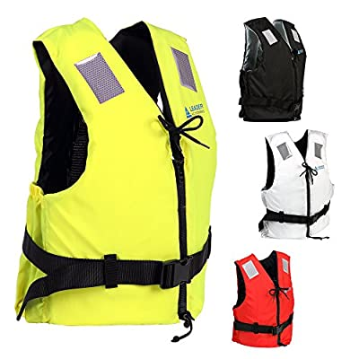 Leader International Sport I Foam Buoyancy Vest Aid, CE EN ISO12402 Approval from Leader International