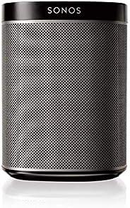 Sonos Play:1 Smart Speaker (Kompakter und kraftvoller WLAN Lautsprecher für unbegrenztes Musikstreaming – Feuc