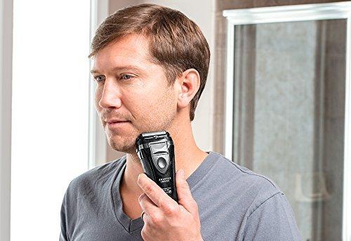 sharper-image-worlds-fastest-cordless-foil-shaver-and-trimmer-by-sharper-image