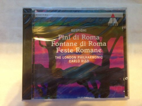 Pines of Rome / Fountains of Rome by Respighi - Pine Wc