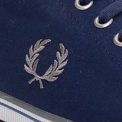 Kingston Marine Da Pelle Uomo Moda Ginnastica Blue B6237100 Scarpe Di Perry Fred 5ZInqx75