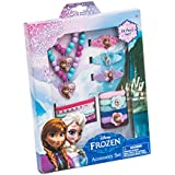 Disney Frozen 755063 - Accessoiresset, 18-teilig, 18.5 x 2.5 x 23.5 cm