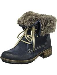 Josef Seibel Sandra 04 - botas y botines de tacón bajo Mujer