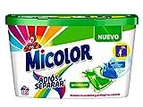 Micolor Detergente en Cápsulas Adiós al Separar - 12 Lavados