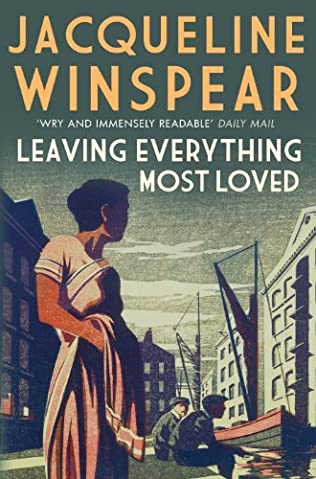 book cover of Leaving Everything Most Loved