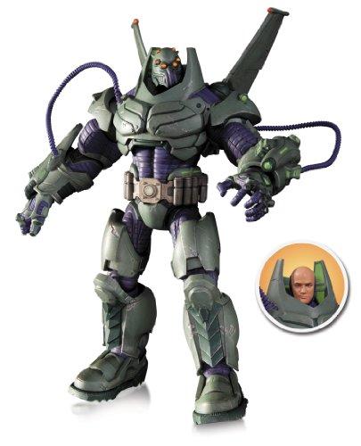 DC Comics Super Villains Armor Lex Luthor Deluxe [Edizione: Germania]