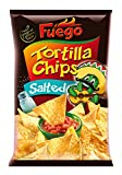 Fuego Tortilla Chips Salted, 150 g
