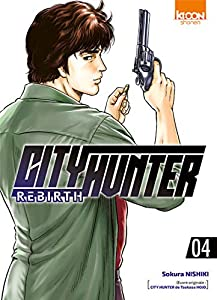 City Hunter Rebirth Edition simple Tome 4