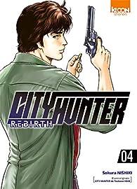 City Hunter rebirth, tome 4 par Tsukasa Hojo