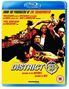 District 13 [Blu-ray]