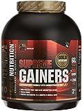 Supreme Gainers GoldNutrition® es una fórmula especialmente concebida para incrementar el volumen muscular. Con proteínas de alto valor biológico de absorción rápida, como el suero de leche (Whey), y de absorción lenta, como las caseínas, un ...