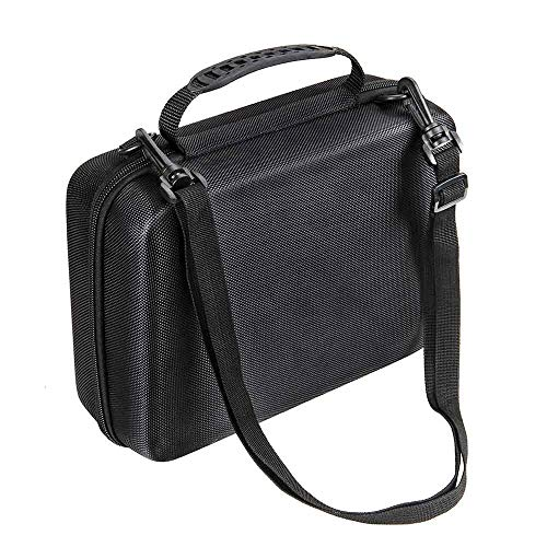 Hartschalentasche Tasche , Tragbar erschütterungsfeste Schutzbox für APEMAN 10,5'' Tragbarer DVD-Player mit Drehbarem Display
