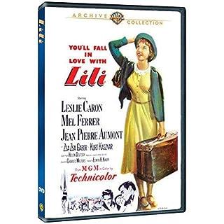 Lili 1953 Leslie Caron Mel Ferrer (region 2) by Leslie Caron