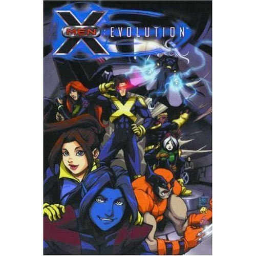 X-Men Evolution Volume 1 Digest