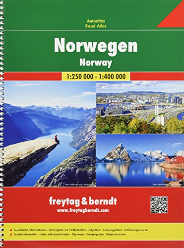 Norway Atlas Spir R Europa Fb