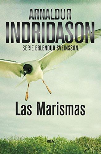 Las marismas (Erlendur Sveinsson nº 3)