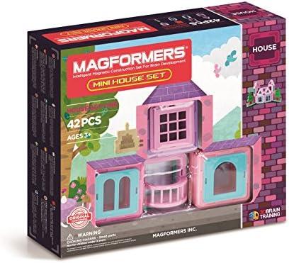 Unbekannt magformers B071YQ9LGF 278–38 – Mini House Set B071YQ9LGF magformers 44bf79