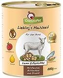 GranataPet Lieblingsmahlzeit Lamm & Kartoffel 6 x 800g Lamm & Kartoffel