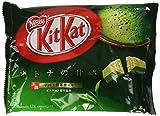Japanese Kit Kat - Maccha Green Tea Bag 4.91 oz by Nestle...