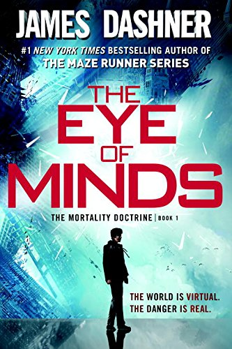 The Eye of Minds (Delacorte Press)