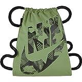 Nike NK GMSK Heritage Saiten Tasche, Herren Einheitsgröße Grün (Palm Green/schwarz/schwarz)