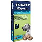 ADAPTIL Express Tabletten, 10 Stück, Ergänzungsfuttermittel zur Beruhigung