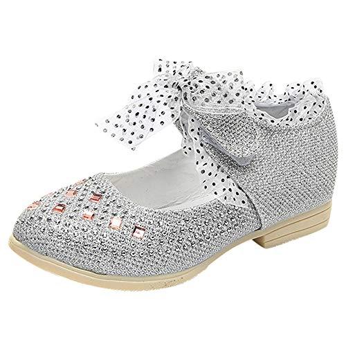 Beikoard Kleinkind Baby Mädchen Sneaker Dot Sohle Kinder Kinder Prinzessin Spitze Pailletten Schuhe Hochzeit Party Schuhe