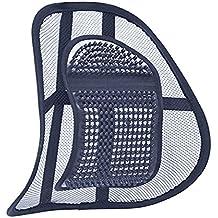 Respaldo lumbar para silla - Cojin lumbar para silla de oficina ...