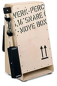Schlagwerk Percussions SCHLAGWERK MB 110 MOVE BOX Cajon
