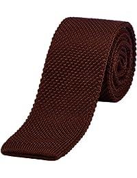 DonDon Men's Knit Tie handmade