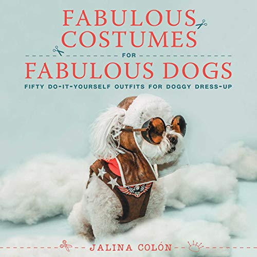 r Fabulous Dogs: Fifty Do-It-Yourself Outfits for Doggy Dress-Up ()