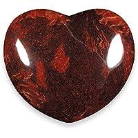 Poppy Jasper Crystal Heart - 4.5cm by CrystalAge preisvergleich bei billige-tabletten.eu