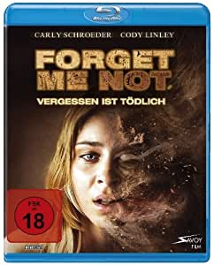 Forget Me Not [Blu-ray]