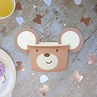 Hatton Gate Teddy Bear Treat Tubs 8 tubs per pack