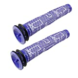 Genuine Dyson V8 Cordless Vacuum Cleaner Replacement Washable Pre Motor Filters - Pack of 2