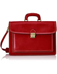 Chicca Borse 7008 Borsa Organizer Portatutto, 41 cm, Rosso