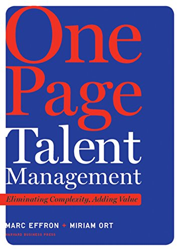 one-page-talent-management-eliminating-complexity-adding-value