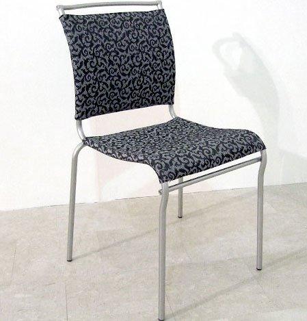 Calligaris Air Set of 2 Chairs Cromato/Grigio: Amazon.co.uk: Kitchen ...