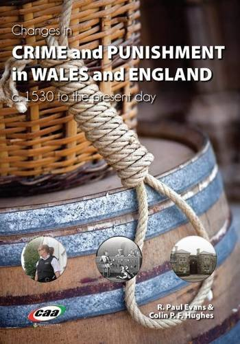 Changes in Crime and Punishment in Wales and England, 1530 to the Present Day