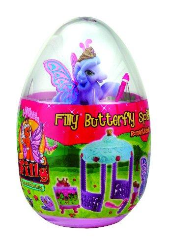 Dracco Macau UT20614 - Filly Butterfly Spielset, Mega Ei