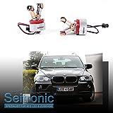 Angel Eyes Brenner für Ihr Fahrzeugmodell von 3-10 Watt Brennstärke und von 5000-8000 Kelvin Leuchtfarbe. (2x 8 Watt 8000 Kelvin)