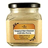 Best Living Hair - Ancient Living Soapnut hair cleanser - Organic shampoo Review