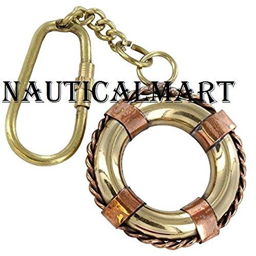 life-saver-keychain-real-brass-by-nauticalmart