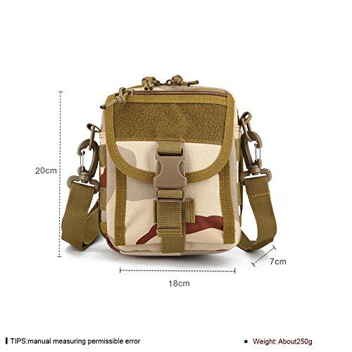 Faysting EU borsa a spalla pacchetto per uomo studenti militare stile vari colori per scegliere buon regalo B