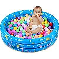 Sannysis Piscinas de bolas y accesorios, Aire libre y deportes para bebe, 80cmX35cm (